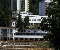 Hotel Bradet, Sovata, Romania