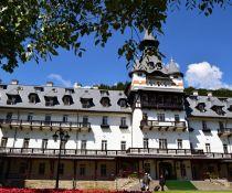 Hotel Central, Calimanesti-Caciulata, Romania