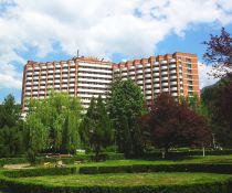 Hotel Dacia, Baile Herculane, Romania