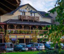 Hotel Marissa, Tasnad, Romania