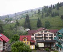 Hotel Minut, Vatra Dornei, Romania