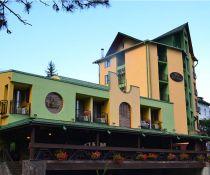 Hotel Stogu, Baile Olanesti, Romania