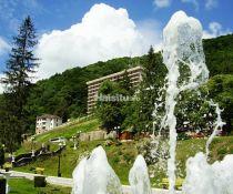 Hotel Venus, Slanic Moldova, Romania