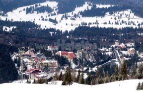 Panoramă - Poiana Brașov