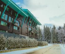 Silver Mountain Resort, Poiana Brasov, Romania