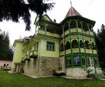 Vila Bella, Borsec, Romania